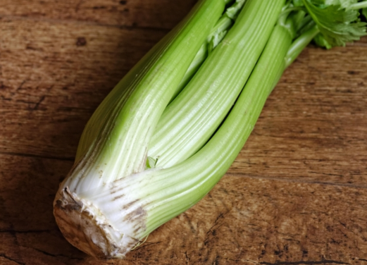 can guinea pigs eat celery