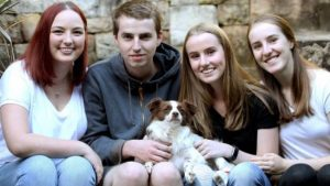 Dog Survives Being Run Over By Three Trains
