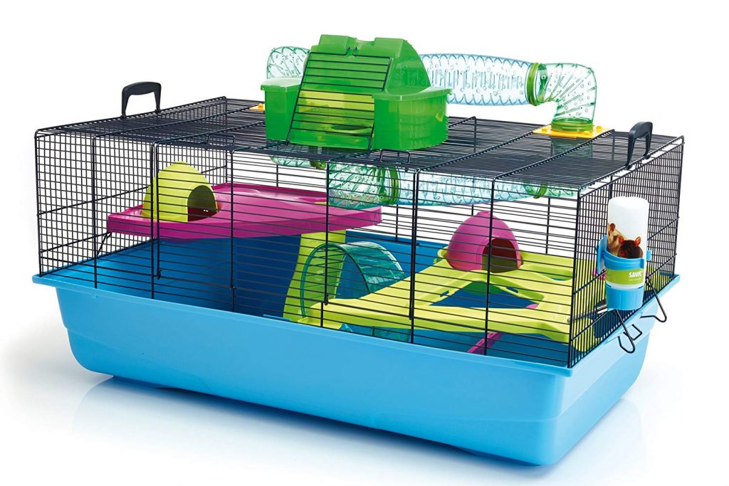 The Best Hamster Cage For Your New Furry Friend