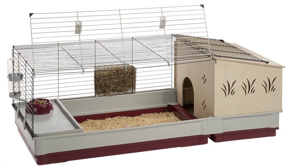The Best Rabbit Indoor Cages (Hutches)
