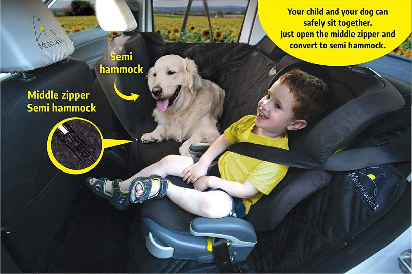 best dog seat covers